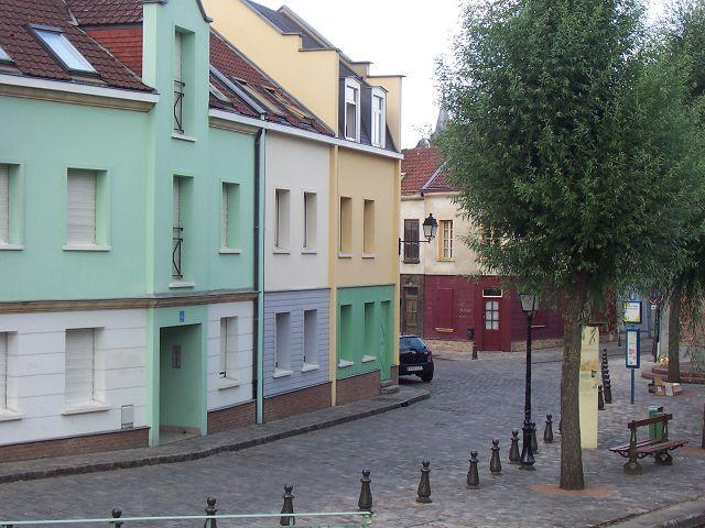 Rue Dame Jeanne
